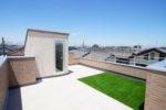 屋上庭園-Basic施工例-(屋上)
