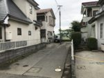【前面道路】東側3.7m公道