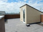 【屋上庭園】開放感たっぷり、屋上がアウトドアリビング