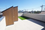 【屋上庭園】屋上は気分転換する場所!季節の楽しみ方を満喫できます