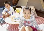 遊ぶ・食べる・くつろぐ 家族の暮らしに「ソト時間」を」(屋上)