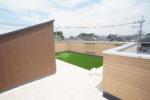 【屋上庭園プラン-Basic-】自分好みにカスタマイズ出来る一番シンプルなプラン。防水保証10年付!(屋上)