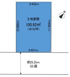 【屋上庭園付住宅提案型・売地】~インフィニガーデン増富~