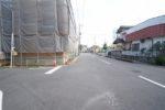 【現地写真】西側約9.5m公道