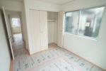 収納が豊富な2F洋室(内観)