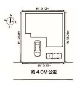 区画図(区画図)