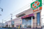ライフ竹の塚店まで徒歩7分(周辺)