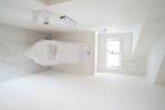 【トイレ】お掃除ラクラクフチレス形状