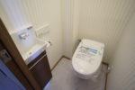 手洗い器付タンクレストイレ