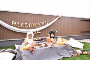【屋上庭園の楽しみ方】季節はまもなく秋!もうすぐハロウィンがやってきます♪今年は自宅の屋上で仮装を楽しんだり、お菓子を食べたり、ハロウィンパーティを楽しんでみませんか?